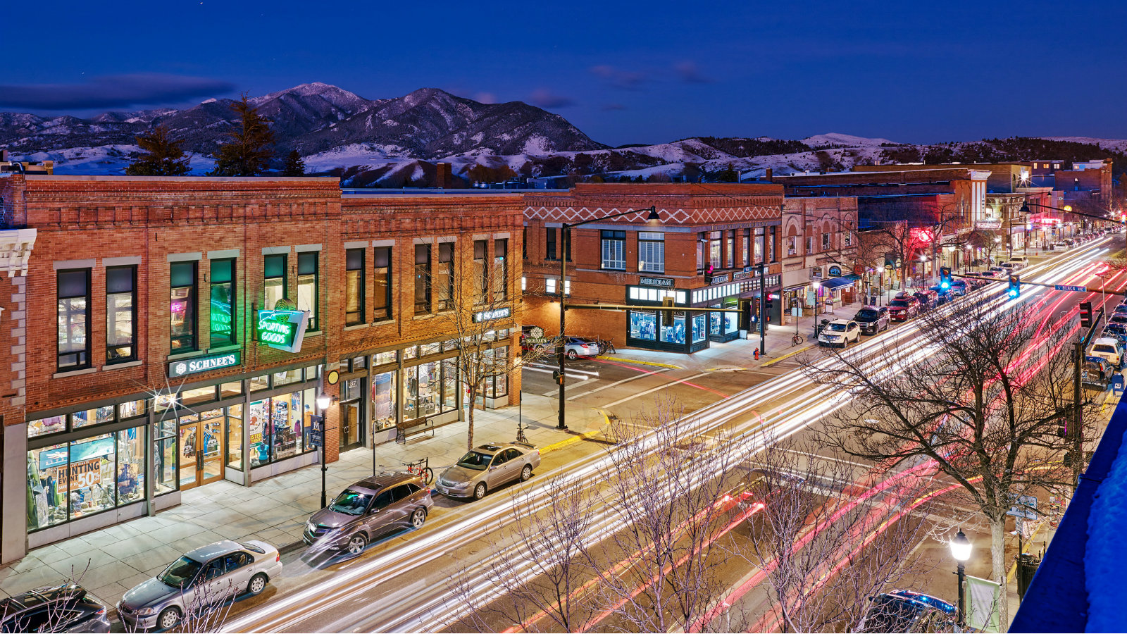 Hotels Downtown Bozeman Mt